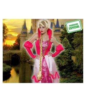 Peruca petrecere Rapunzel