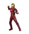 Costum carnaval baieti Iron Man de lux