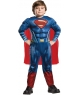Costum carnaval baieti Superman Justice League