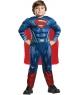 Costum carnaval baieti Superman Justice League