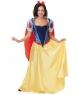 Costum carnaval femei Alba ca Zapada Disney