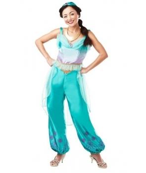Costum carnaval femei Jasmine Disney