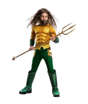 Costum carnaval baieti Aquaman