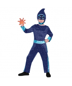 Costum carnaval copii Night Ninja, Eroi in pijama