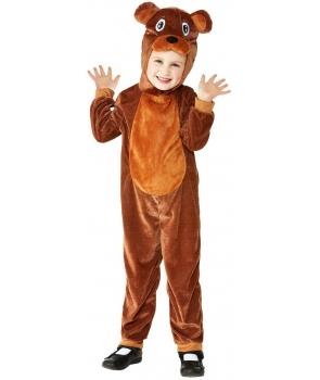 Costum carnaval copii Ursulet