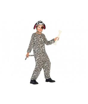 Costum carnaval copii catel dalmatian