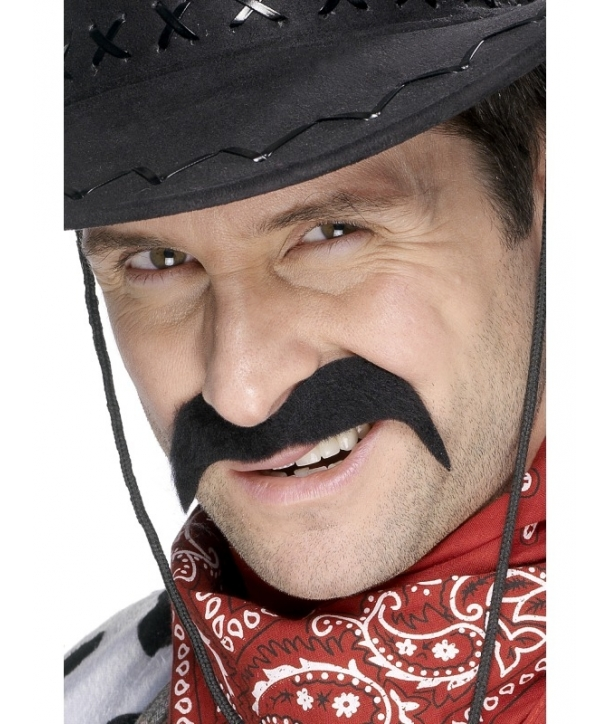 Mustata cowboy