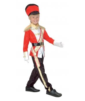 Costum carnaval baieti soldat de jucarie