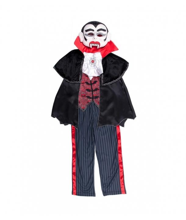 Costum Halloween copii vampir elegant