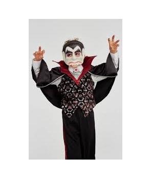 Costum Halloween baieti vampir cu vesta