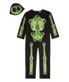 Costum copii schelet Halloween