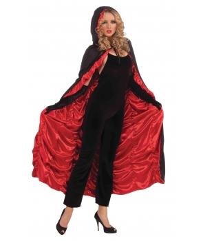 Pelerina Halloween femei cu gluga