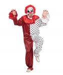 Costum carnaval adulti Clovn cu masca