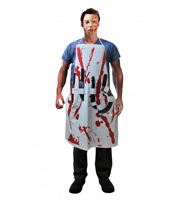 Sort Halloween insangerat cu accesorii