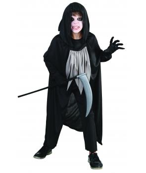 Costum Halloween copii Fantoma neagra