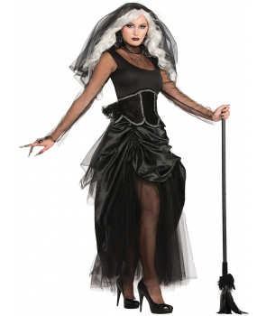Costum Halloween femei Fantoma Umbrelor