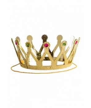 Coroana regina aurie