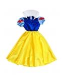 Costum carnaval fete Alba ca Zapada model 1