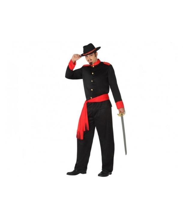 Costum carnaval barbati Soldat