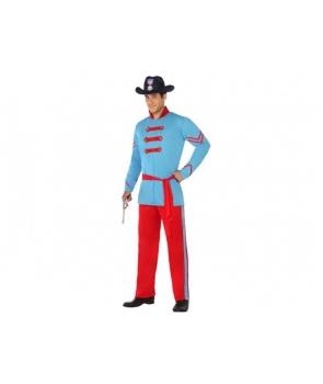Costum carnaval barbati Soldat American