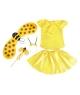 Costum serbare fete Albina cu aripi