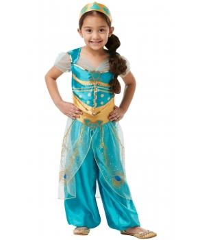 Costum carnaval fete Jasmine Aladdin