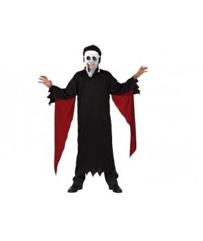Costum halloween copii Fantoma cu cagula