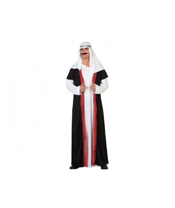 Costum carnaval barbati Arab cu negru