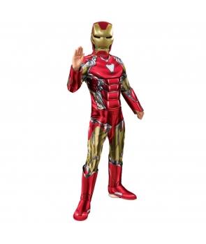 Costum baieti Iron Man Avengers