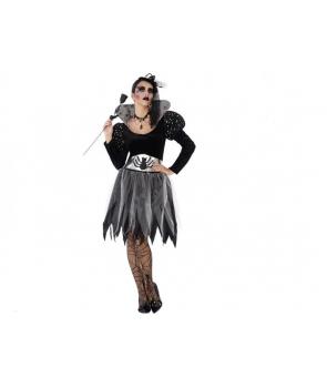 Costum Halloween femei Regina Paianjen
