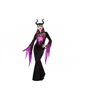Costum carnaval femei Maleficient