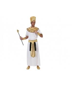 Costum carnaval barbati Faraon auriu