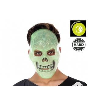 Masca Halloween Schelet fosforescenta