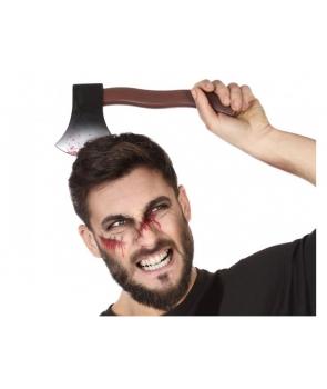 Topor prin cap Halloween