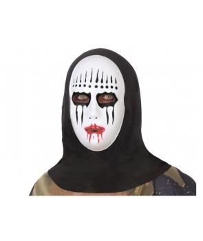 Masca Halloween cu negru