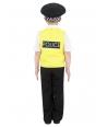 Costum carnaval copii politist