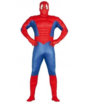 Costum carnaval adulti Supererou Spiderman