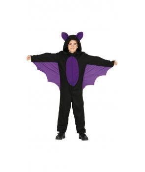 Costum Halloween copii Liliac cu mov