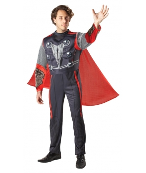 Costum carnaval barbati Thor cu licenta