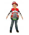 Costum carnaval copii Paw Patrol Marshall