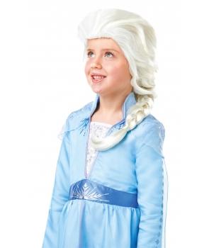Peruca Elsa Frozen 2 copii