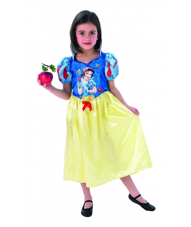 Costum carnaval fete Alba ca zapada cu licenta