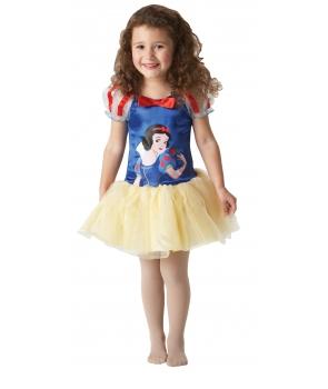 Costum carnaval fete Alba ca zapada balerina