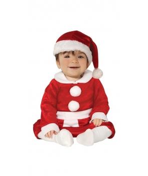 Costum Craciun fete Craciunita baby