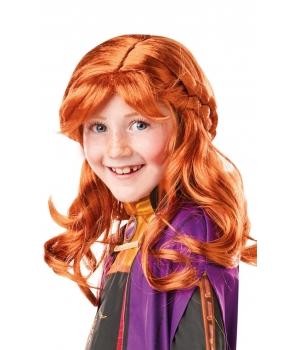 Peruca fete Anna Frozen 2