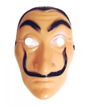 Masca Salvador Dali , La Casa de Papel