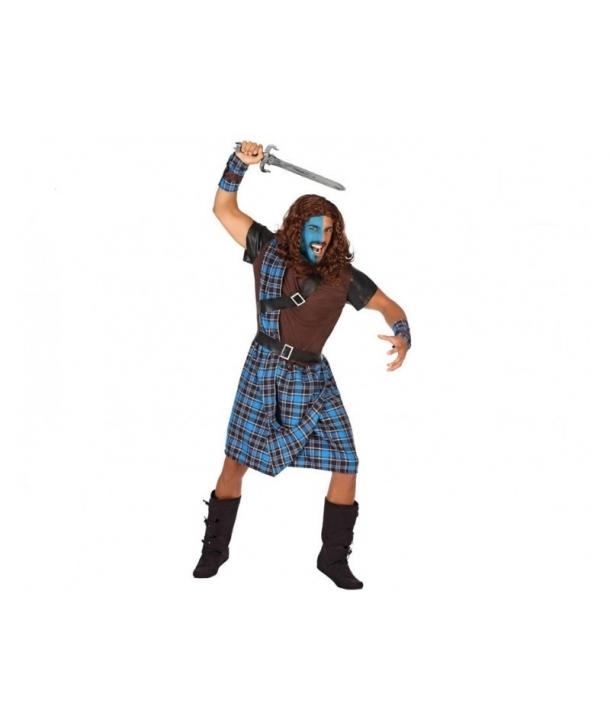 Costum carnaval adulti Scotian