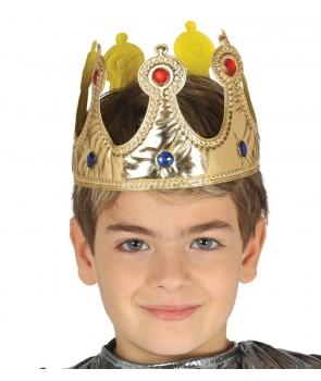Coroana rege copii