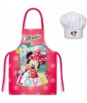 Set bucatar fete Minnie Disney