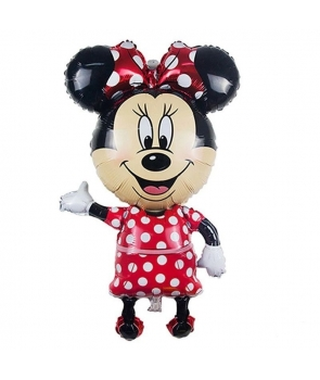 Balon folie Minnie 110cm